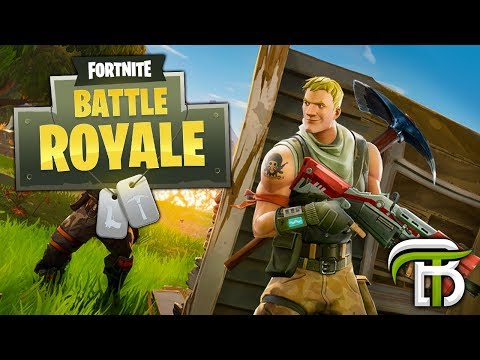 THIS GUN IS A CHEAT CODE (Fortnite Battle...