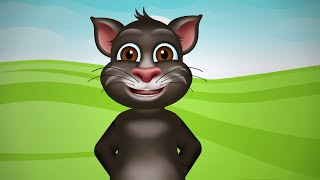 One Little Two Little Three Little Indians Nursery Rhyme - 3D Children Song - Tom Cat Rhymes HD