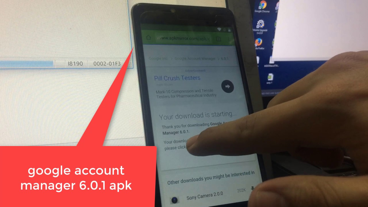Remove ByPass Google Account Vodafone Smart Ultra 7 VFD 700 2017 without  OTG or PC by Zone GSM