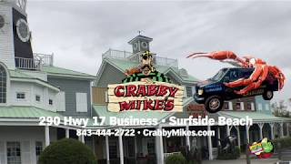 Crabby Mike S The Monster Coupon Book