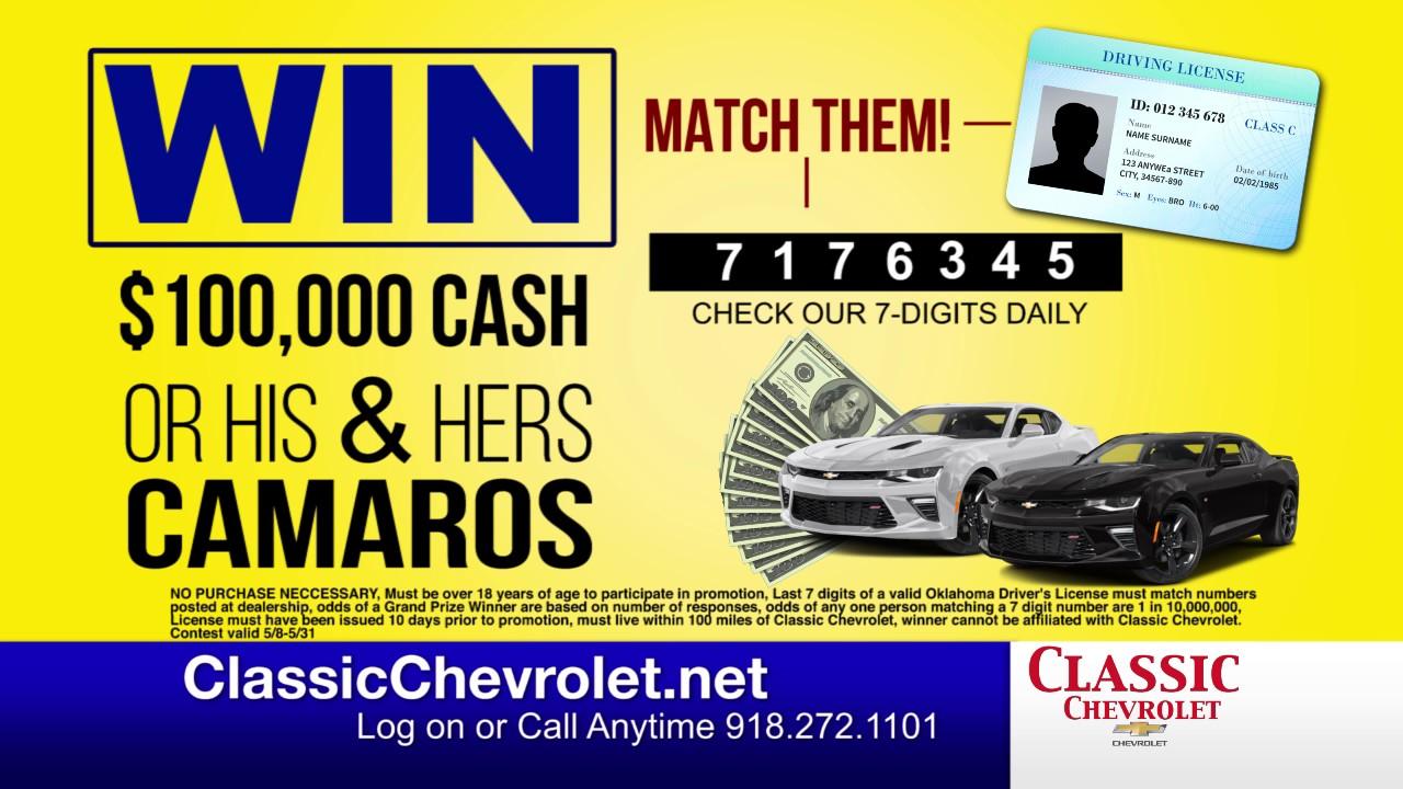 Classic Chevrolet Owasso Oklahoma New | classic chevrolet owasso