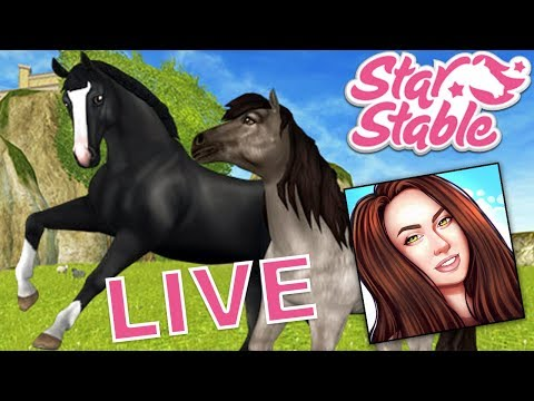 🔴 ⭐ GET DOUBLE STAR COINS THIS WEEKEND! 🐴⭐ | Star Stable Online Live Stream
