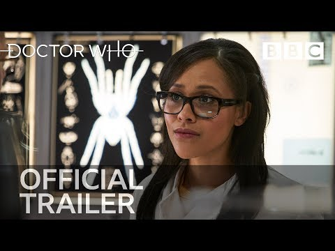 Arachnids in the UK | OFFICIAL TRAILER – Doctor Who Series 11 Episode 4