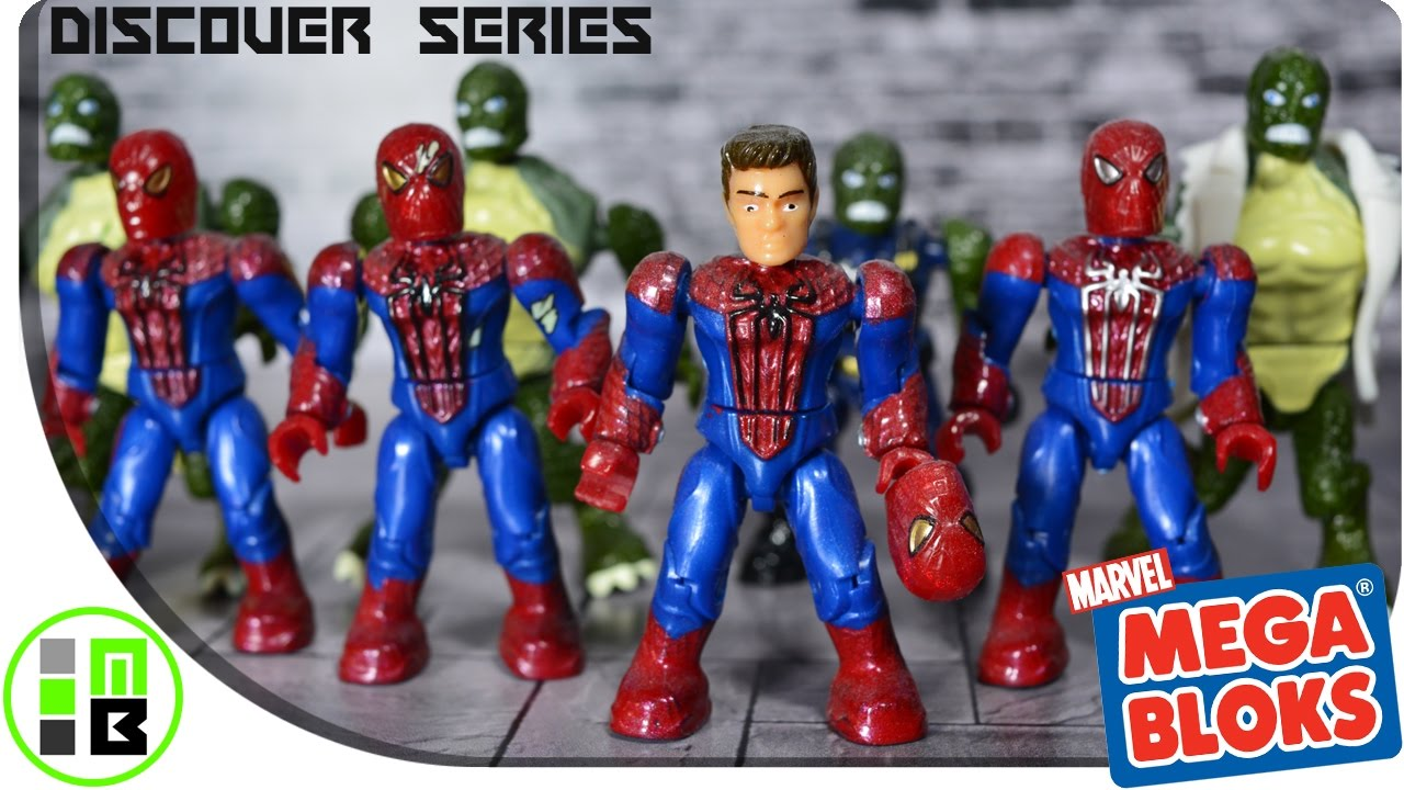 Marvel - Mega Bloks: The Amazing Spider-Man - The Complete Collection