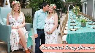 🌸Willow's Enchanted Baby Shower🌸