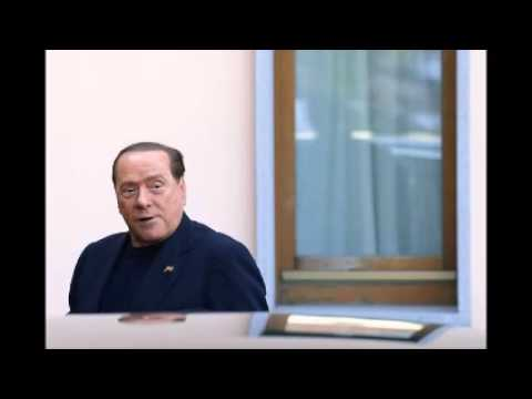 Italy's Berlusconi wins early release from community service