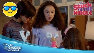 stuck in the middle   stuck with no rules   official disney channel uk