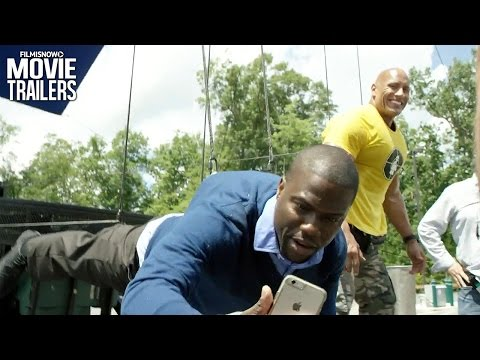 Thumbnail: How they filmed the comedy CENTRAL INTELLIGENCE ft. Dwayne Johnson & Kevin Hart
