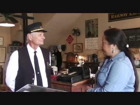 Passport 2 History Show (Episode 2) - Santa Susana Railroad Depot