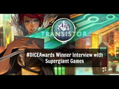 2015 #DICEAwards Winner Interview with Supergiant Games