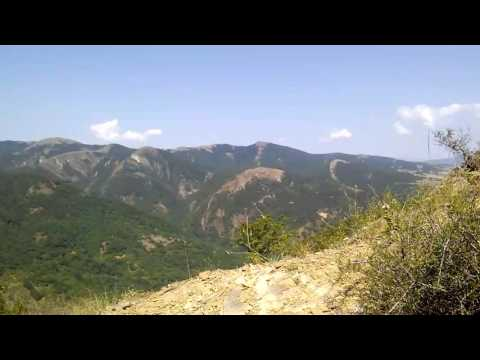 Mountains In Georgia Country, Tsodoreti