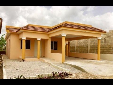 Casa nueva y barata en venta en rep blica dominicana 2044 for Casa barata
