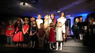 """""""I Adore You"""" by Pam Andrews sung by Integrity Church children's choir"""