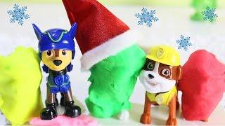 ЩЕНЯЧИЙ ПАТРУЛЬ Учим цвета Мультики для самых маленьких Развивающие видео для детей Игрушки Play Doh