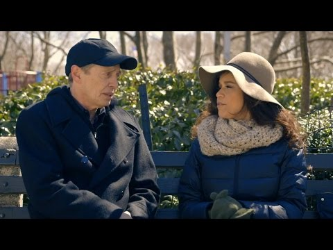 PARK BENCH: Steve Buscemi talks about his time with Mark Boone Junior