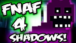 FNAF 4 SHADOW ANIMATRONICS SECRET || Crying Child Link || Five Nights at Freddy's 4 Explained