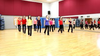 Only Thing We Know - Line Dance (Dance & Teach in English & 中文)