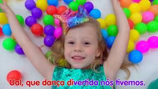 Canção para crianças sobre Nastya