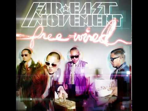 Far East Movement - Rocketeer ft. Ryan Tedder of One Republic [HQ]
