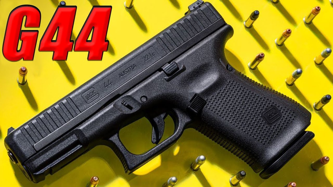 New G44 Glock What Do We Think?