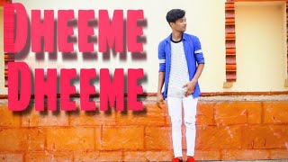 Gambar cover Dheeme Dheeme Dance video / Biswajit Mondal choreography / new version..