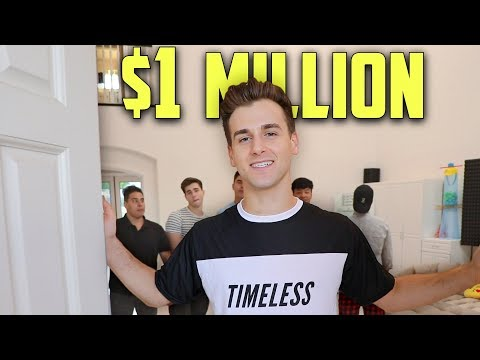 OUR MILLION DOLLAR HOUSE TOUR **Official Walkthrough**