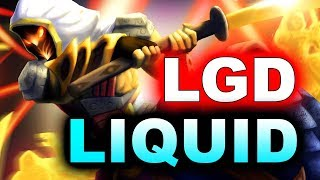 LIQUID vs PSG.LGD - MEGAFON WINTER CLASH - GROUPS FINAL DOTA 2