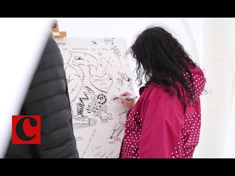 CAMPAIGN TV: Tackling London's Air Pollution with Ink