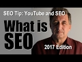 SEO 2017 - YouTube Videos and Google