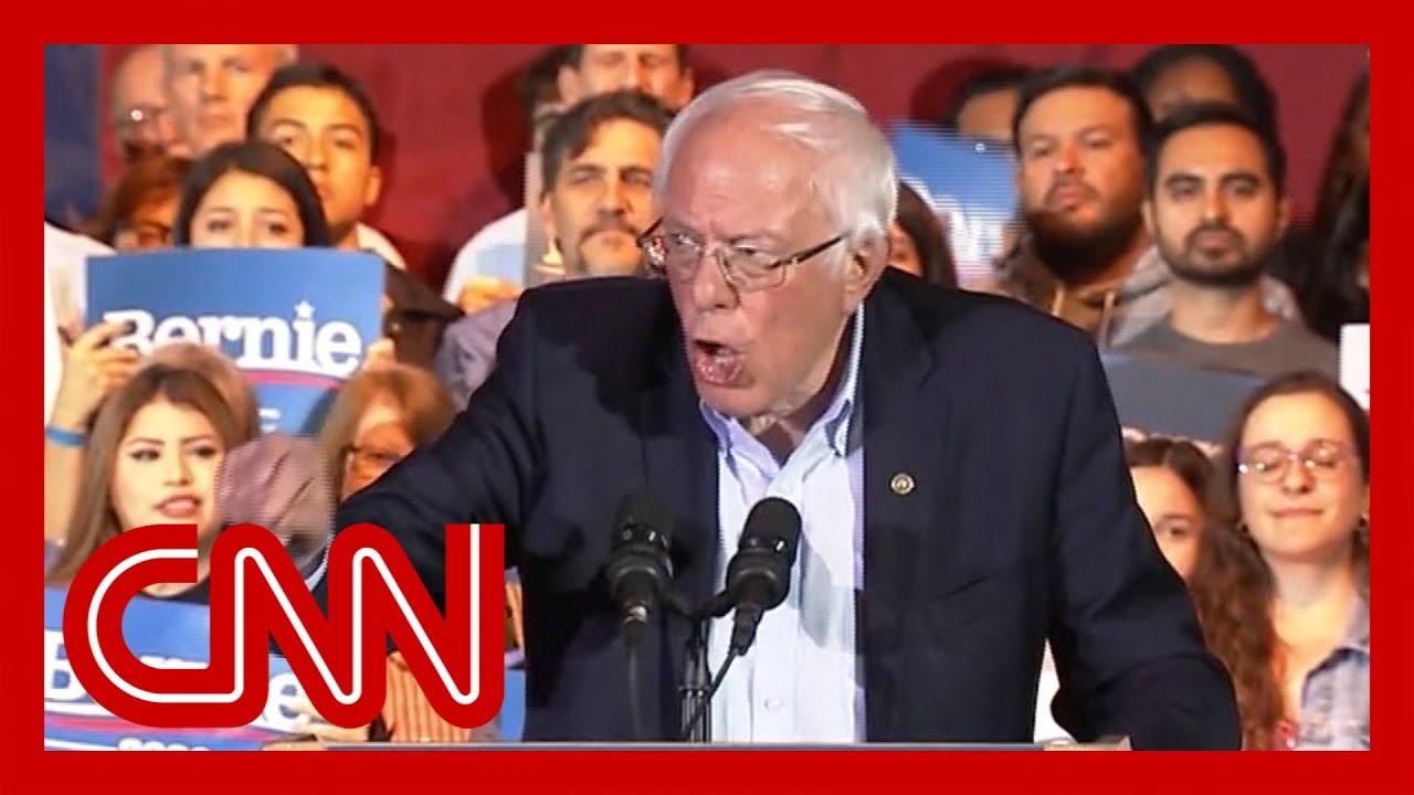 John King breaks down Bernie Sanders' effect on polls after Nevada