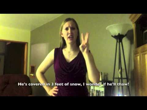 Crescent Park and Lincoln - Snow Angel (Snowbiz! Musical)