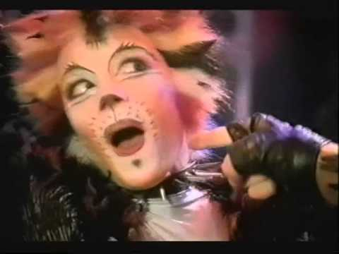 Cats the Broadway musicat on DIRECTV On air promotional ad