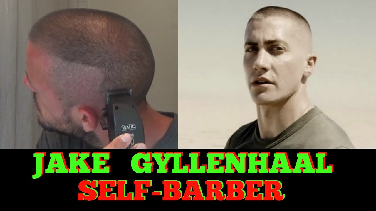 How to cut your hair like jake gyllenhaal in jarhead self haircut how to cut your hair like jake gyllenhaal in jarhead self haircut high and tight military solutioingenieria Gallery