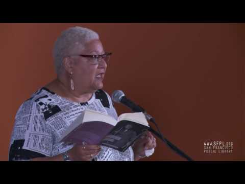 Jewelle Gomez reads Pat Parker at the San Francisco Public Library