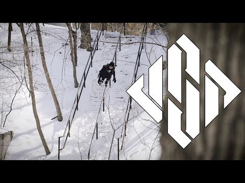 Chris Farmer - USD Sway Snow Session