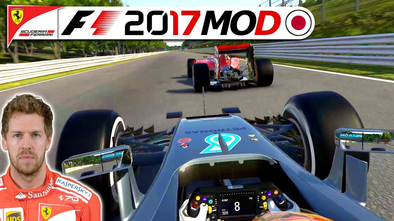 in der letzten kurve f1 2017 saison mod german sebastian vettel karriere 17 deutsch youtube. Black Bedroom Furniture Sets. Home Design Ideas