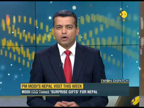 "WION Dispatch: PM Modi's Nepal visit this week; Modi has three ""surprise gifts"" for Nepal"
