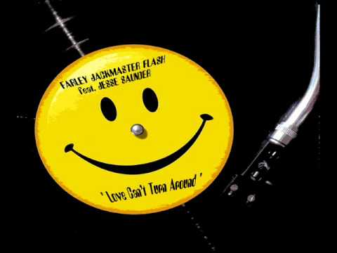 FARLEY 'JACKMASTER' FUNK & JESSE SAUNDERS feat. DARRYL PANDY - Love Can't Turn Around (1988).