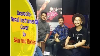 Despacito - Nepali Instrumental Cover by Skin And Bones.