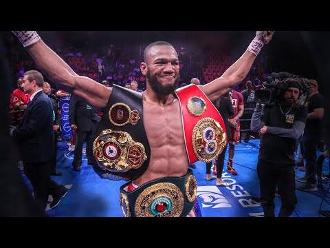 Julian Williams Discusses Hurd Fight And Becoming The New Unified Super Welterweight Champion