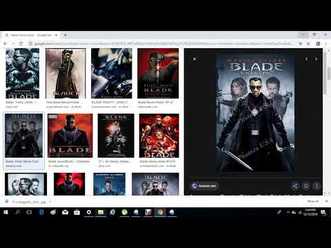 How to change folder icon to movie poster