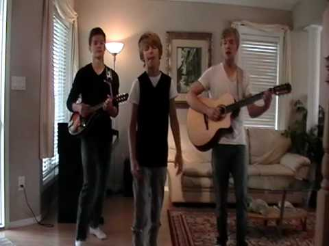 Justin Bieber - Stuck in the Moment (cover) by the Russell Brothers