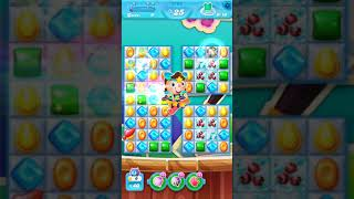 Candy crush soda saga level 1235(NO BOOSTER)