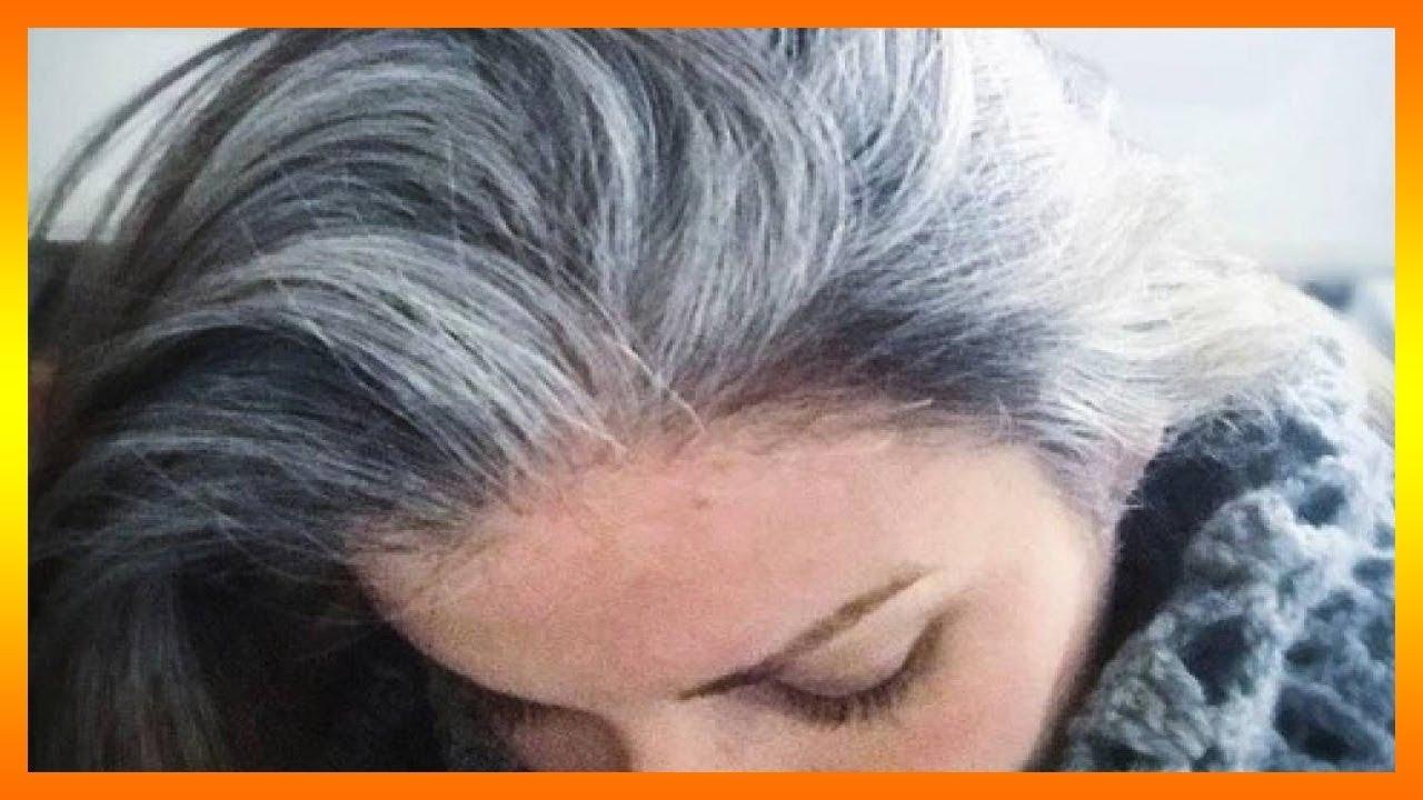 significado de soñar con el cabello canoso