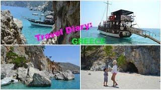 Greece Travel Diary: Pirate Ship – Sofia My Love On Karpathos Island