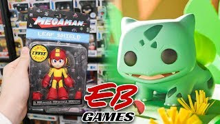 Going To Eb Games To Preorder A Bulbasaur Funko Pop! (found A Chase)