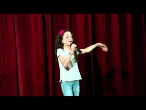 Le mille bolle blu (cover di Mina) Alessia Chianese