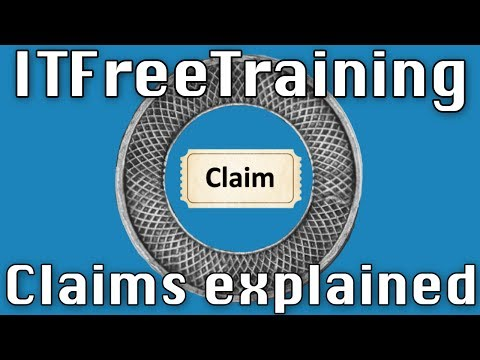 Claims explained