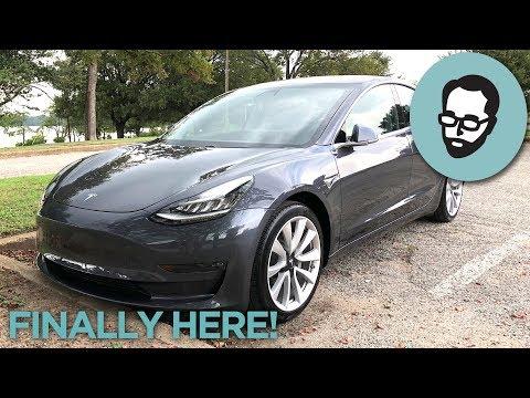 My Tesla Model 3 Delivery! | Random Thursday