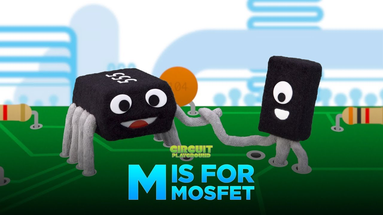 Circuit Playground M Is For Mosfet Adafruit Youtube V11 New Features Industries